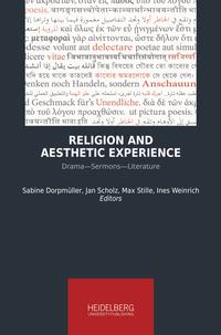 Cover Religion and Aesthetic Experience