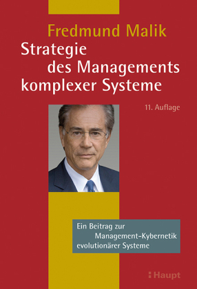 Cover Strategie des Managements komplexer Systeme
