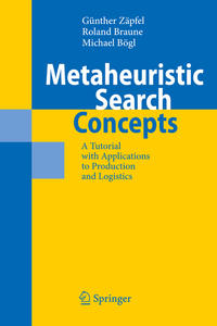 Cover Metaheuristic Search Concepts