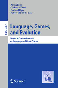 Cover Language, Games, and Evolution
