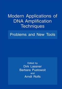 Cover Modern Applications of DNA Amplification Techniques