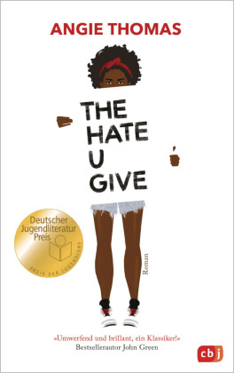 Cover The Hate U Give